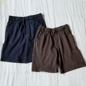 Gymboree Shorts [2pr.] 6